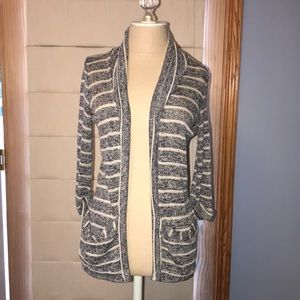 [Anthropologie] Pins And Needles Open Cardigan
